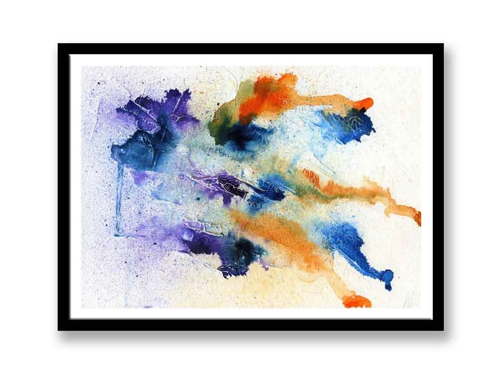 Minimalist Abstract ink P...