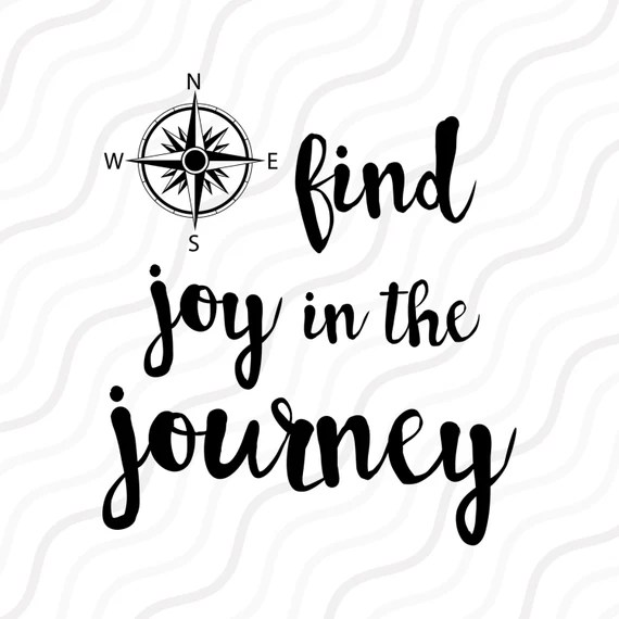 Download Find Joy In The Journey SVG Compass Clipart Compass SVG Cut
