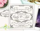 Wedding Invitation • Vi...