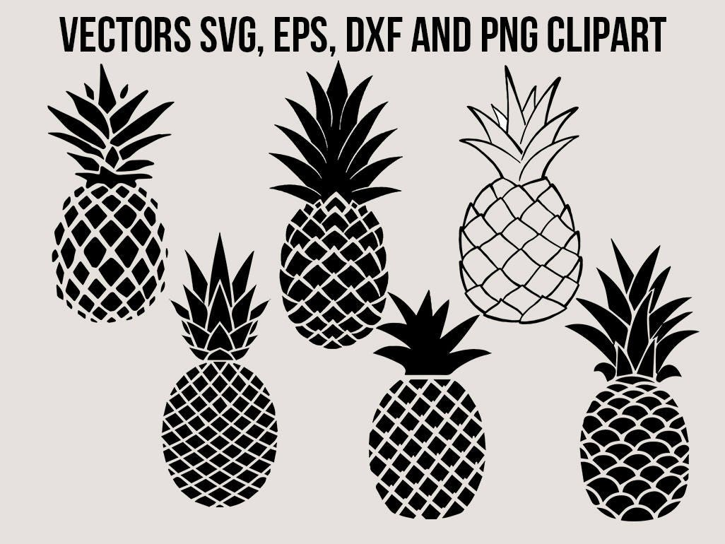 Download Pineapple Svg clipart Pineapple dfx Summer svg Pineppale