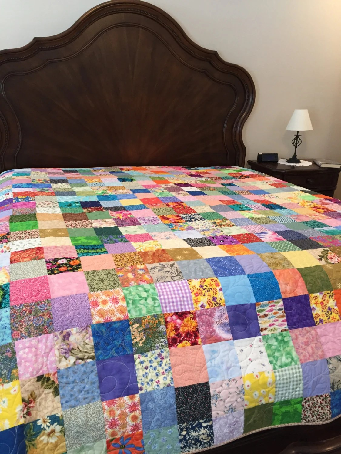 King Size Quilt Inches