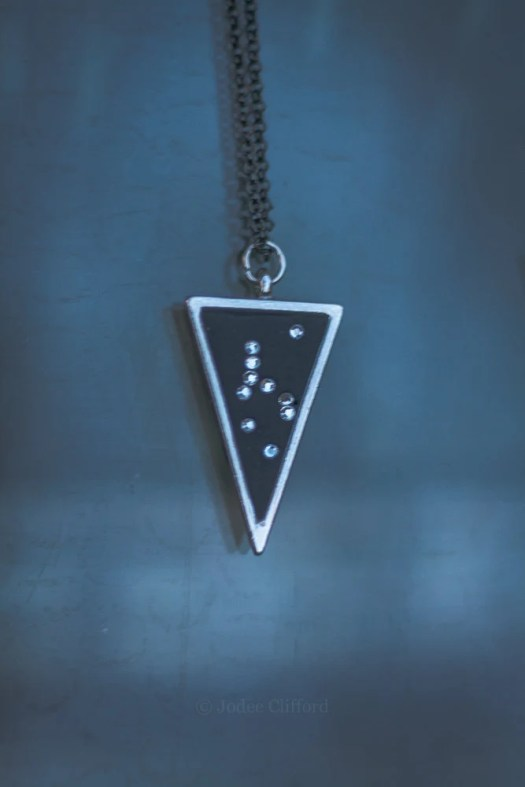 Perseus Necklace, Triangl...