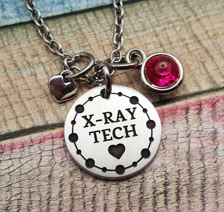 X Ray Jewelry Radiology Jewelry Radiography Xray Tech