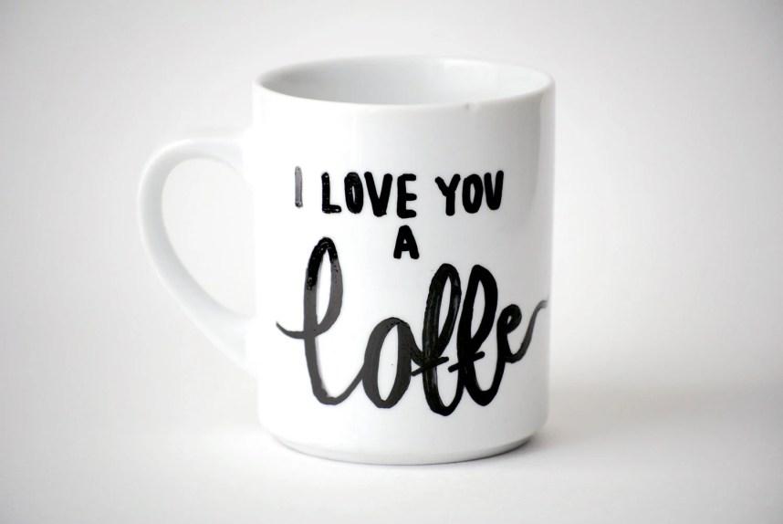 "Coffee Mug ""I Love Y..."