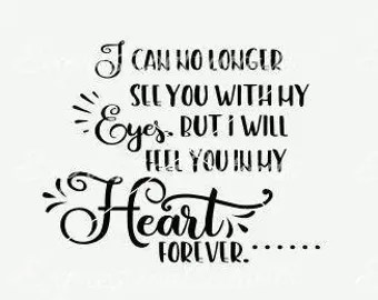 Download I'll Love You Forever SVG Vector File. Many Uses. Cricut ...