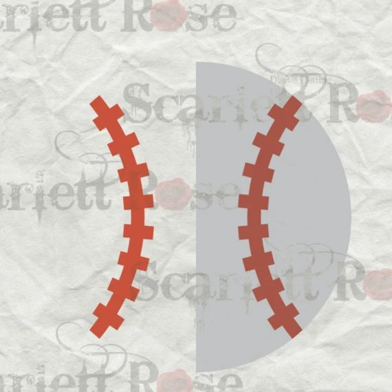 Download Baseball SVG svg cutting file for Cricut & Silhouette