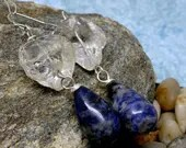 Raindrop Gemstone Earring...