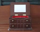 Small Jewelry Box with Mi...