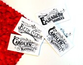Custom Fabric Labels, Vin...