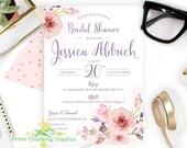 Rustic Floral Bridal Show...