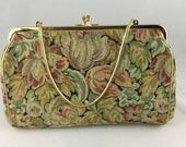 Vintage Tapestry Purse - ...