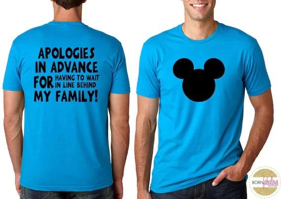 Family Vacation T Shirt Ideas