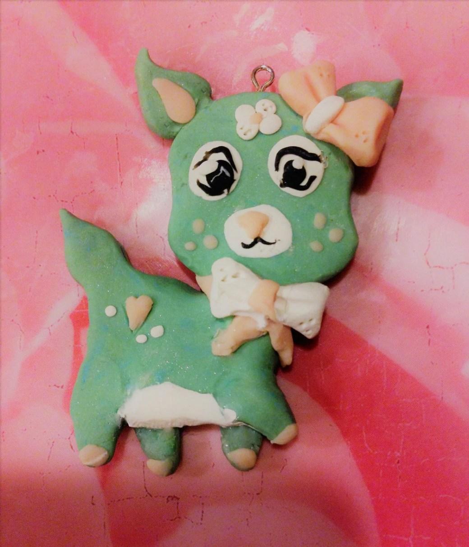 Kawaii Deer Necklace...