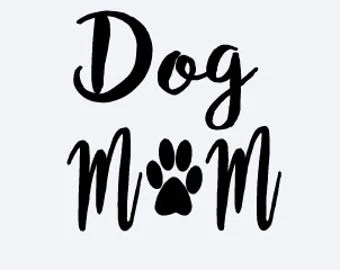 Download Dog mom | Etsy