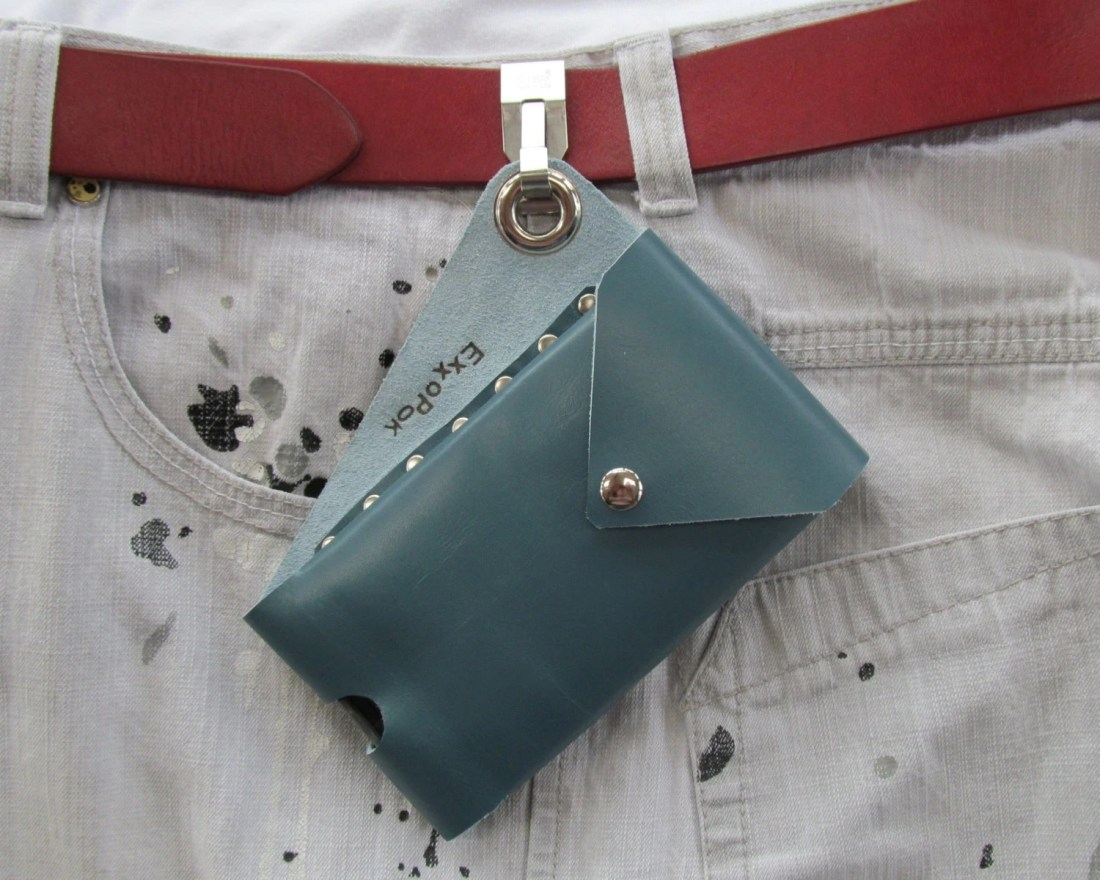 Cell Phone Pouch with Bel...