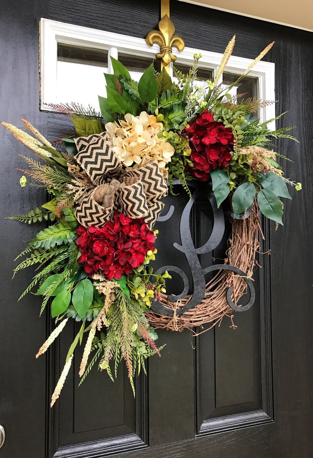 Year Round Wreaths Front Door