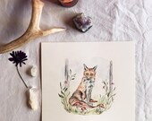 Original Woodland Fox + B...