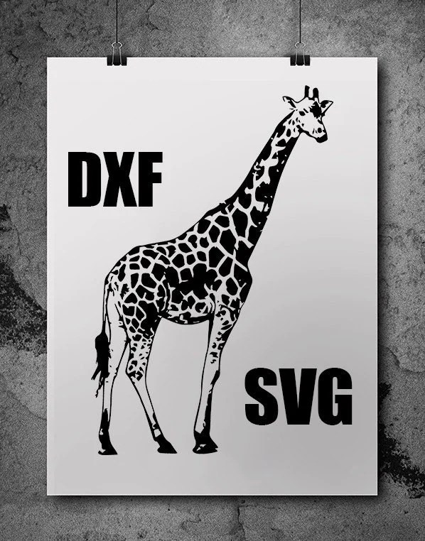 Download Giraffe Svg svg files silhouette cameo svg cutting svg