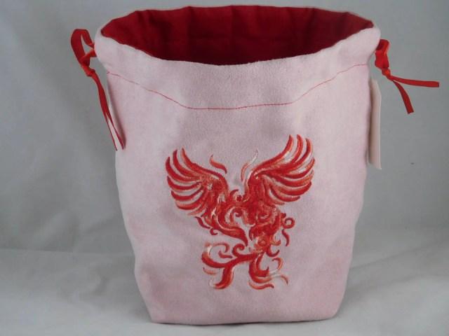 Red Variegated Phoenix em...