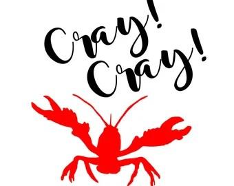 Download Crawfish decals   Etsy