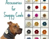 Dog Cowl Accessories, Flo...