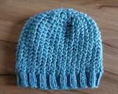 Bamboo Stitch Knitted Hat...
