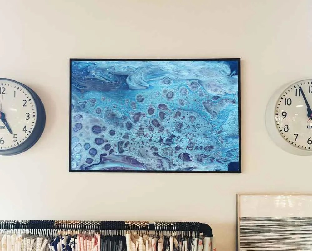 Sea abstract // Acrylic P...