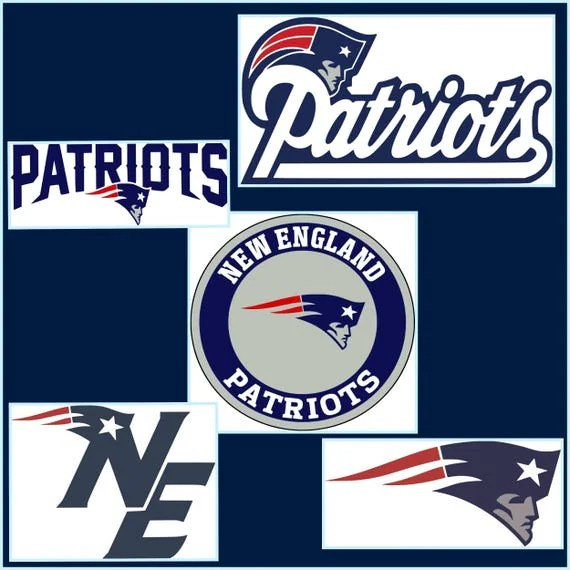 Download New England Patriots SVG patriots layered SVG files made for