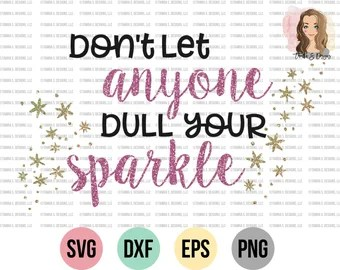 Download Dull your sparkle   Etsy