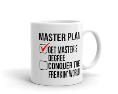 Image result for masters degree