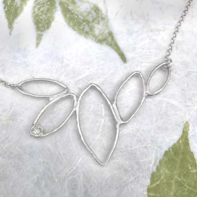 Nature-Inspired Necklace ...