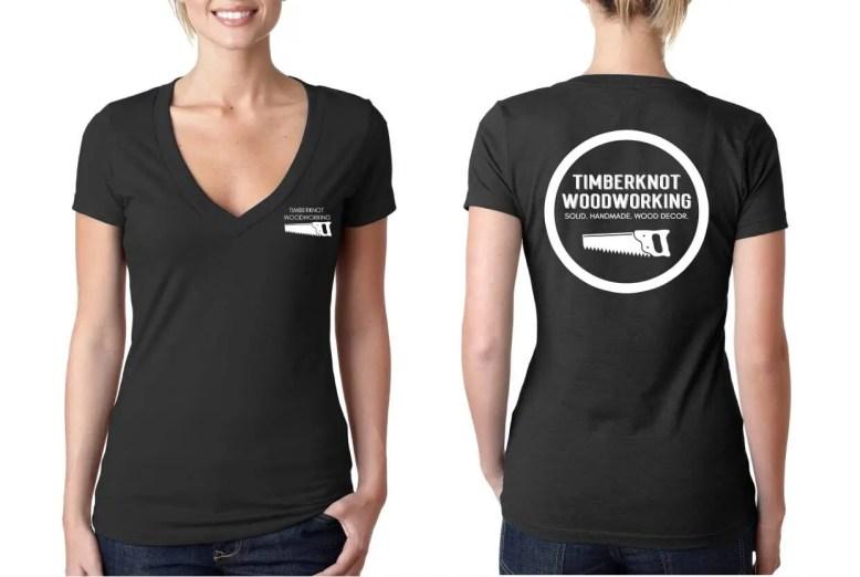 Timberknot Womens Woodwor...