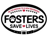 DECAL - Fosters Save Live...