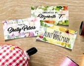 Custom Fabric Labels, Pas...