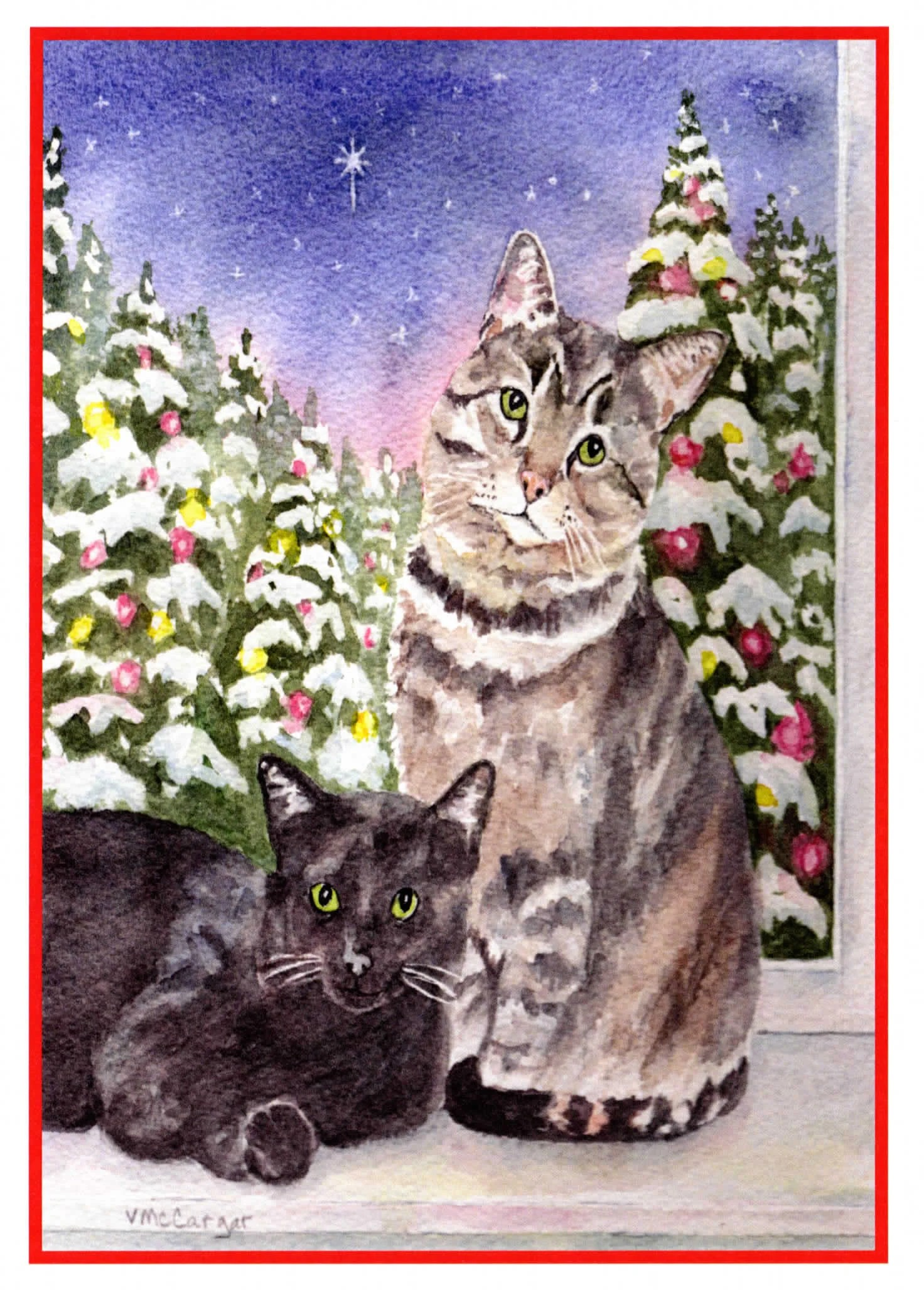 Watercolor Greeting Cards And Art By StellaJaneCards On Etsy