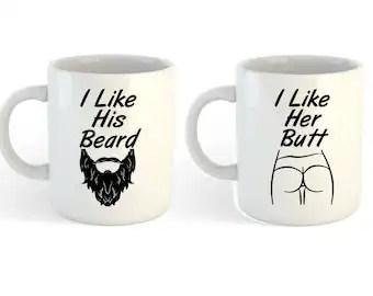 Download Beard mug | Etsy