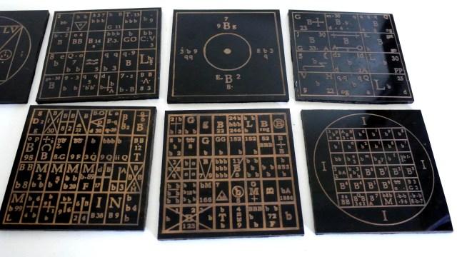 Enochian Ensigns of Creat...