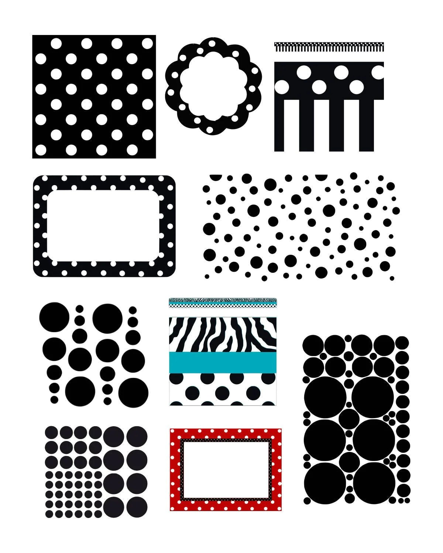 Polka Dots Svg Polka Dots Print Svg Polka Dots Pattern Svg