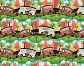 Food Truck Fabric, Food C...