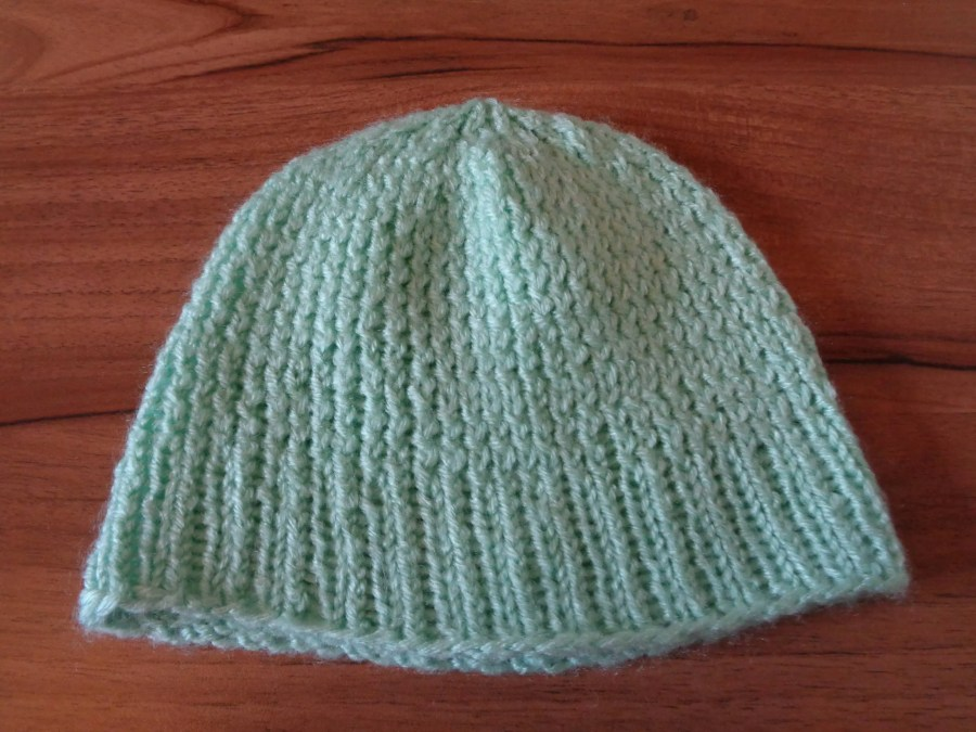 Little Twist Baby Beanie ...