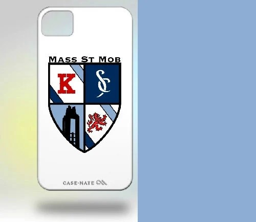 iPhone 4 Case: Mass St. Mob Sporting Kansas City Blue - Gallery32Photography