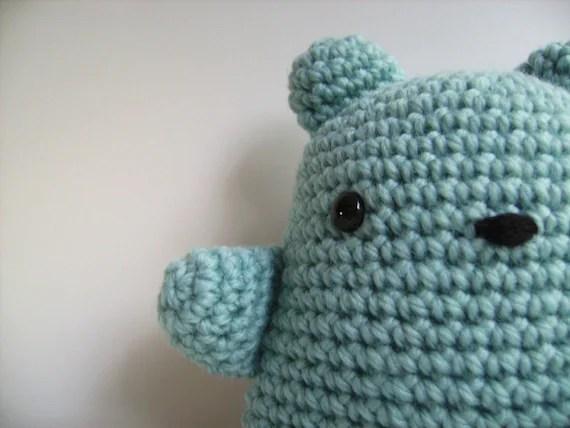 Reserved FOR housewaresokc - Baby Blue Teddy Bear