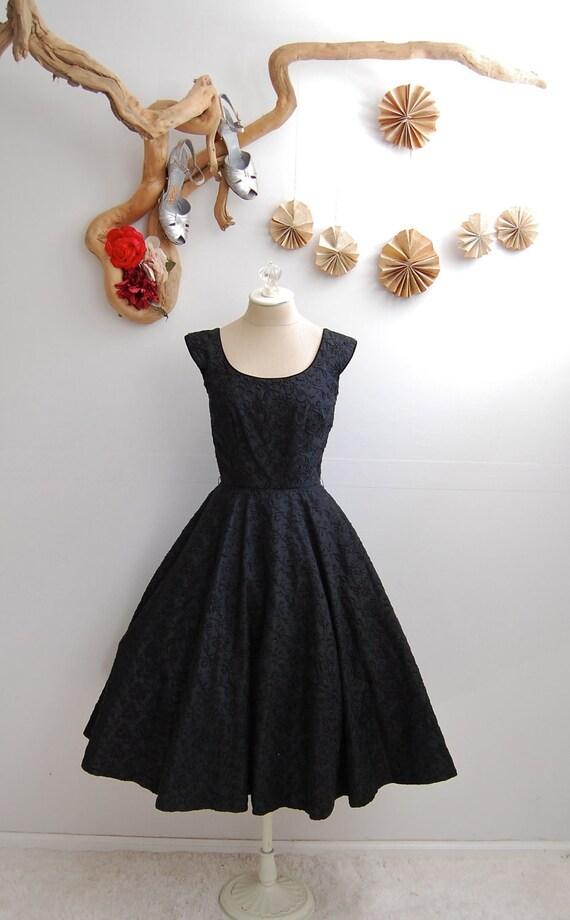Vintage 1950s Dress S - The Suzy