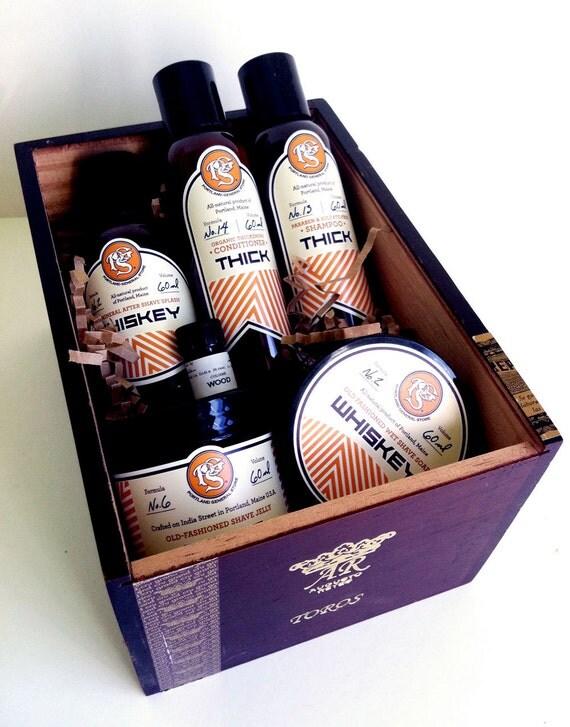 cigar box sampler