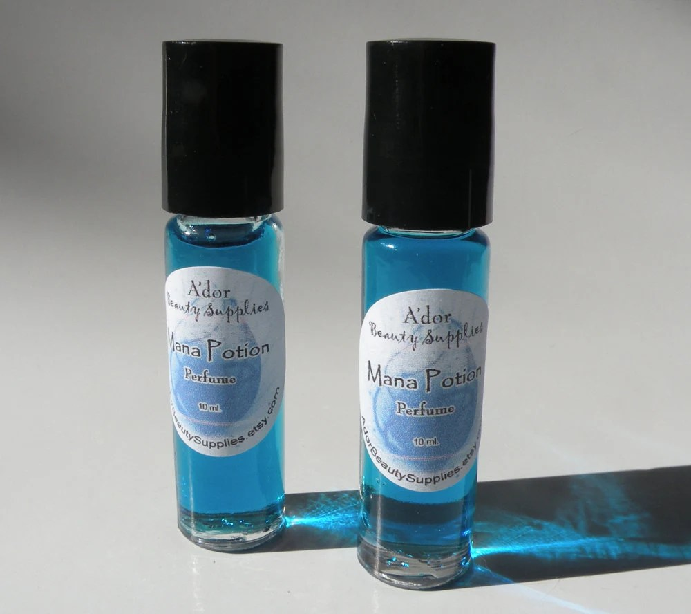 Mana Potion Roll On Perfume 10 ml