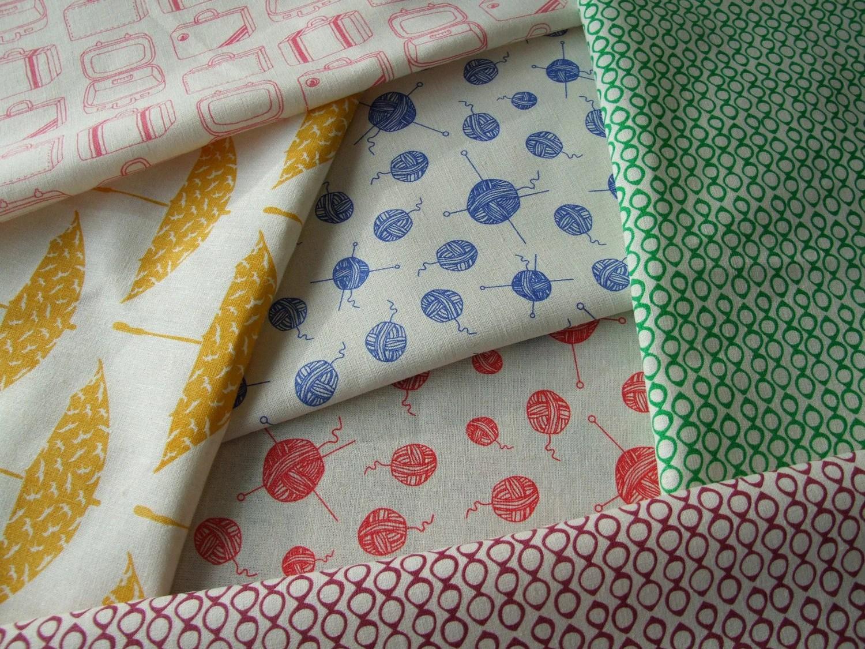 Sarah Waterhouse Hand Printed Textiles