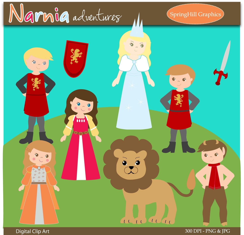Narnia Invite Printable