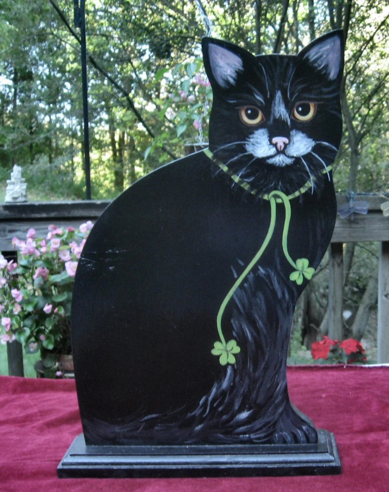 Special Guest Post: Black Cat St. Patrick's Day (3/6)