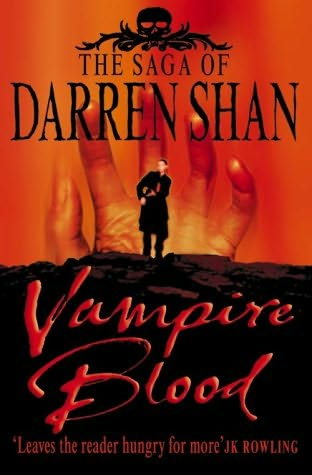 The Vampire Blood Trilogy Darren Shan