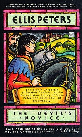 Cover of 'The Devil's Novice'